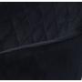 Antiba полубарный стул чёрный