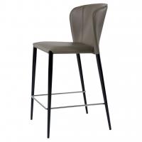 Arthur барный стул пепельно-серый