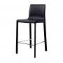 Ashton полубарный стул чёрный