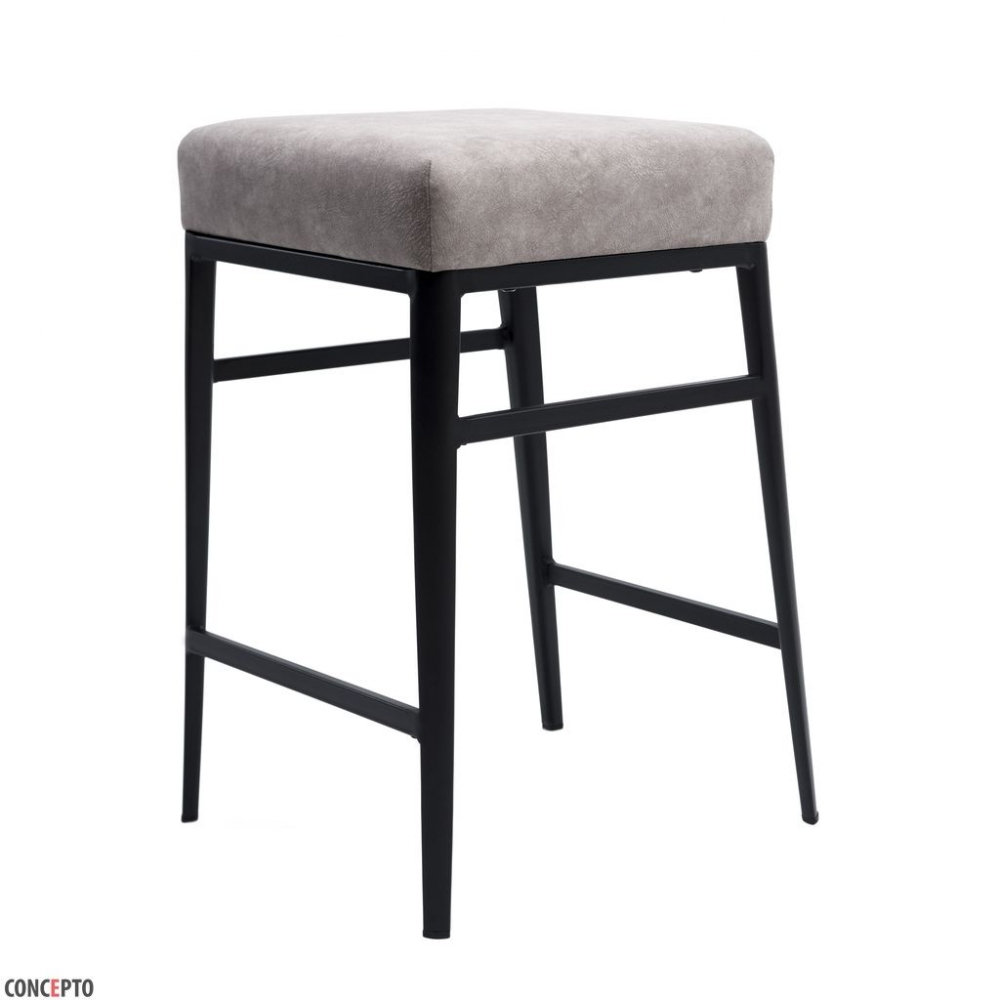 Admirable Grunge Counter Stool Beige Ncnpc Chair Design For Home Ncnpcorg