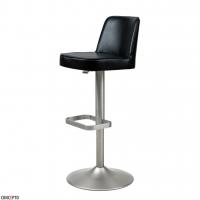 Hardy регулируемый барный стул чёрный