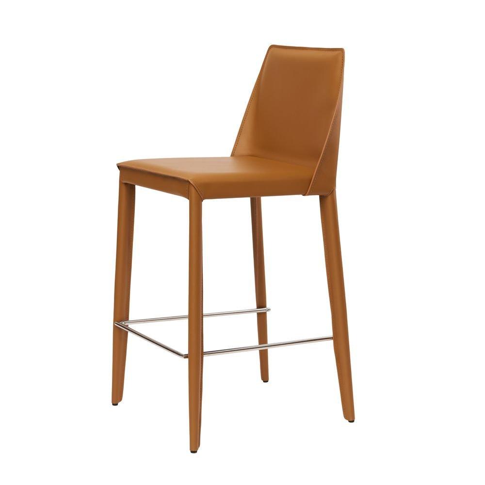 Enjoyable Marco Counter Stool Light Brown Pdpeps Interior Chair Design Pdpepsorg