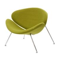 Foster кресло лаунж зелёное