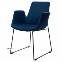 Ostin кресло морской синий
