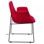 Ostin кресло красное