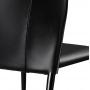 Arthur стул чёрный