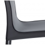 Ashton стул серый антрацит