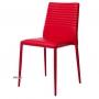 Basic стул красный