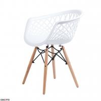 Lace кресло белое