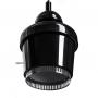 Glossy подвесной светильник чёрный