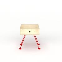 Nevins (Невинс) прикроватная тумбочка с ящиком