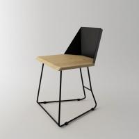 Origami (Оригами) обеденный стул