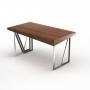 Angle Walnut рабочий стол
