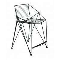 Thorn 1 (Колючка тип 1) металлическое кресло полубарное