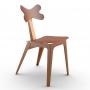 Cirrina Bronze стул бронзово-коричневый