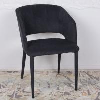 Andorra стул чёрный