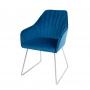 Benavente кресло синий