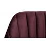 Benavente кресло - банкетка гранат
