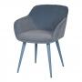 Carinthia кресло голубое