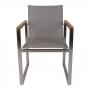 Colombia стул для улицы серый