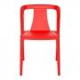 Iva стул красный