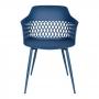 Lavanda стул синий