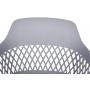 Lavanda стул серый