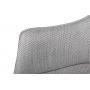 Milton кресло текстиль серый