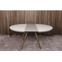 Austin стол раскладной  120-160 см мокко