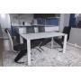 Bristol B стол раскладной 130-200 см белый