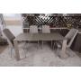 Bristol B стол раскладной 130-200 см мокко