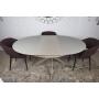 Cambridge стол раскладной 125-175 см капучино
