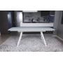 Chester стол раскладной 140-200 см белый