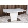 Chicago B стол раскладной 160-210 см белый
