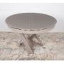 Edinburh стол раскладной 110-155 см мокко