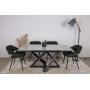 Fleetwood New стол керамика 160-240 см белый глянец