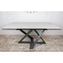 Fleetwood New стол керамика 160-240 см молочный