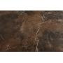 Oslo раскладной стол 140-200 см керамика коричневый