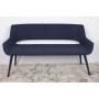 Barcelona кресло-банкетка тёмно-синяя