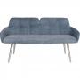 Oliva кресло - банкетка синий