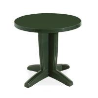 Bravo (Браво) стол пластиковый круглый 80 см зелёный
