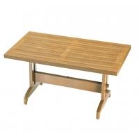 Diva (Дива) стол пластиковый прямоугольный 120 см тик