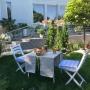 Silla Classic White стул складной белый