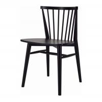 Birdy (Бёрди) стул деревянный чёрный