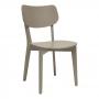 Gabby Taupe стул деревянный серый