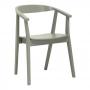 Greta Grey стул серый