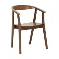Greta Cocoa (Грета Какао) стул деревянный коричневый