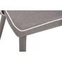 M-03 стул мягкий серый