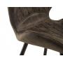 M-11 стул нубук серый