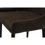 M-20 стул коричневый шенилл